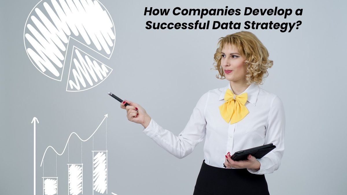 How Companies Develop a Successful Data Strategy?
