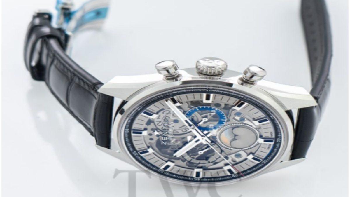 Top 5 Classiest Zenith Watches for Men