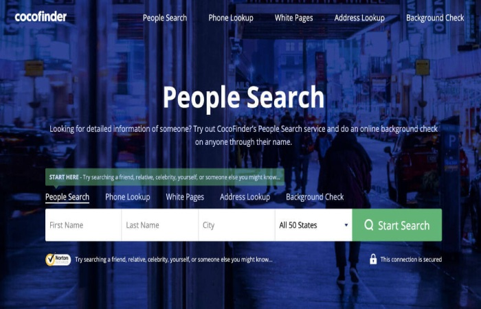 Cocofinder - people search