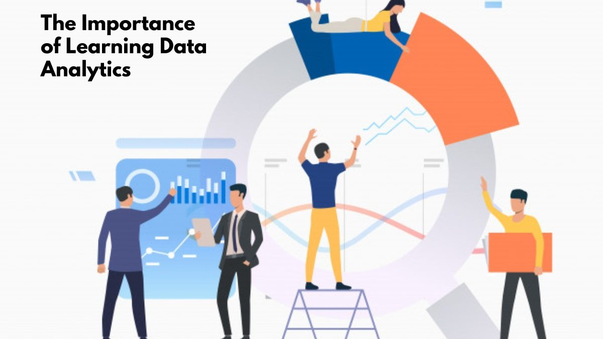The Importance of Learning Data Analytics