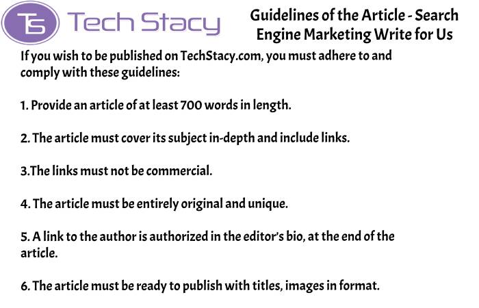 guidelines Search Engine Marketing write for PSD3(2)(21)