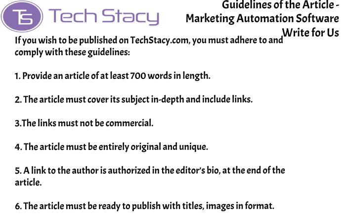 guidelines Marketing Automation Software write for PSD3(2)(40)