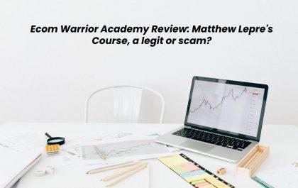 Ecom Warrior Academy