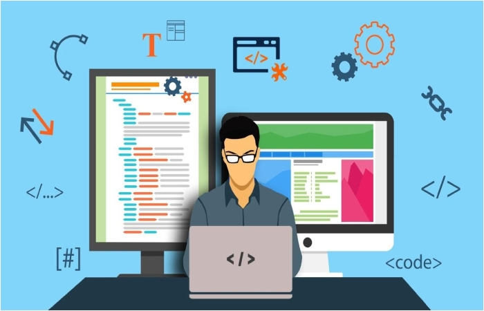 webpage developer